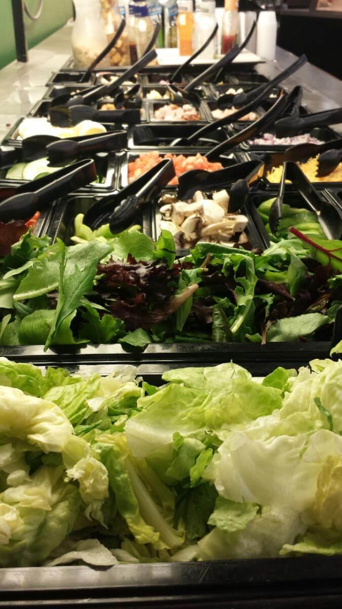Abby County Market-Deli-saladbar