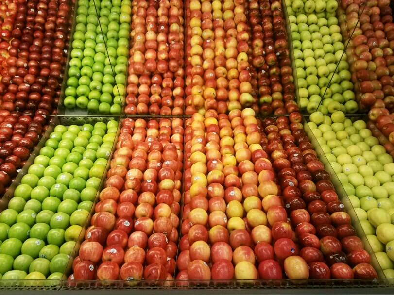 Abby County Market-Produce-Apples